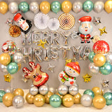 Premium Christmas Balloon Decoration Pack