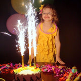 Sparkler/Firework Candle for birthday party wedding events