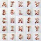 16 inch letter foil balloon party wedding event decor