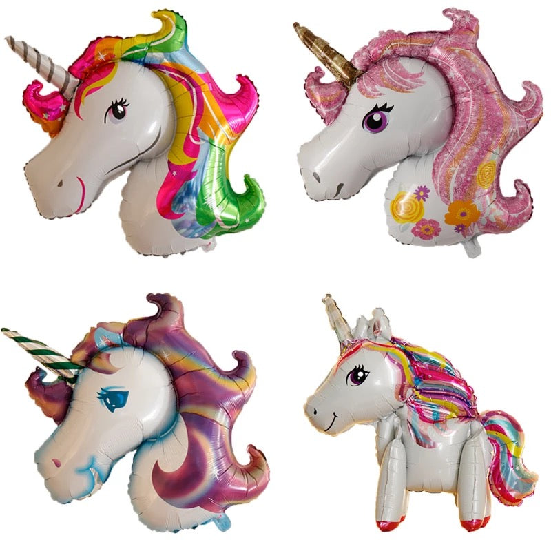 Giant Unicorn Foil Balloon Unicorn Party Decorations
