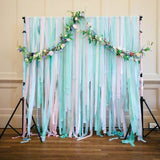 Party Crepe Paper Streamers