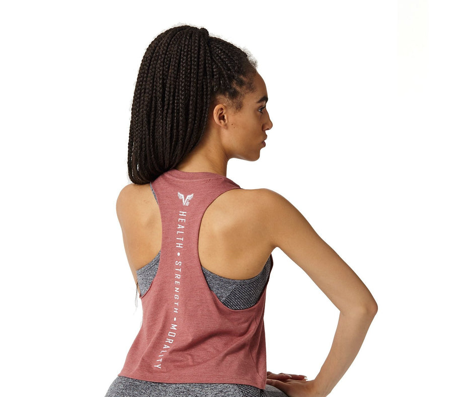 In A Flash Racerback - Pink
