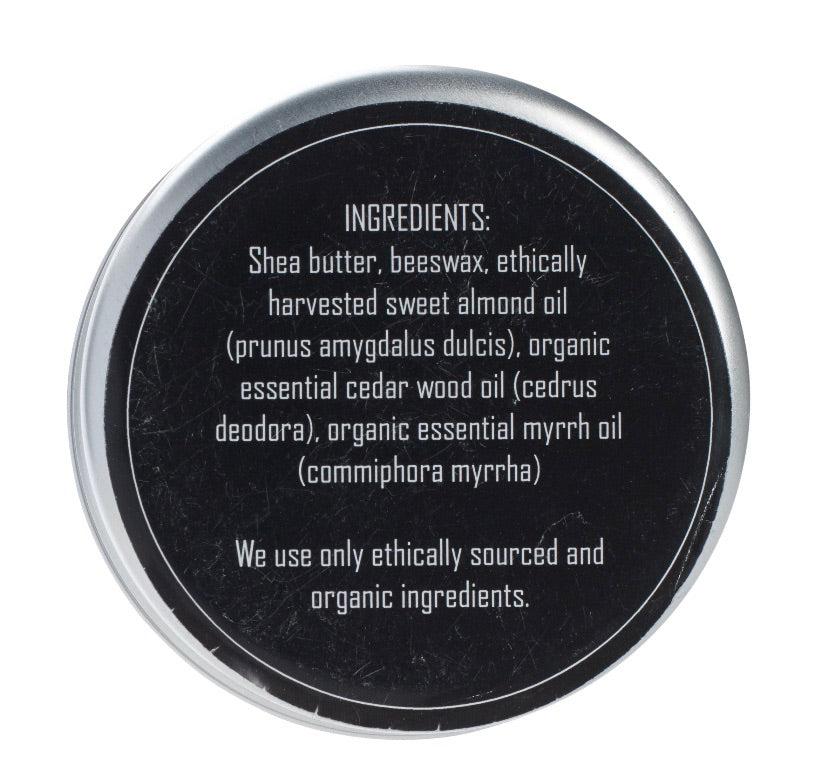 Virtuous Balm & Pumice Stone - Myrhh Scent