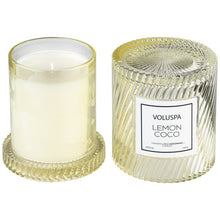 Lemon Coco Cloche Candle
