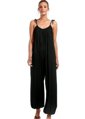 Balloon Rib Jumpsuit