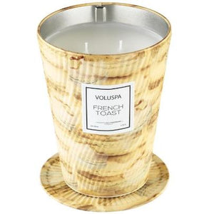 French Toast Two- Wick Tin Candle
