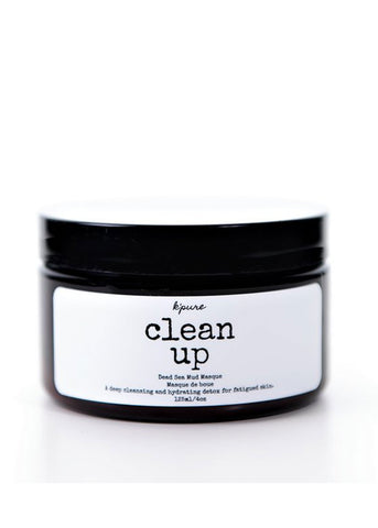 Clean Up Dead Sea Masque