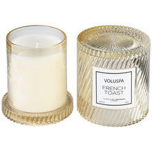 French Toast Cloche Candle