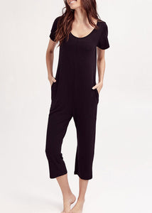 Thursday Romper Black