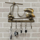 Metal Scooter Wall Hook