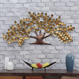 Multicolour Tree Wall Art