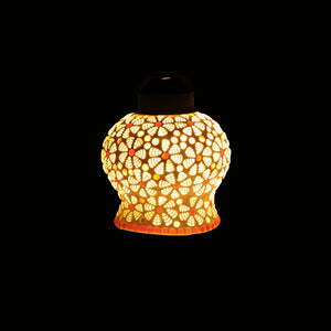Mosaic Small Glass Ceiling Pendant Lamp