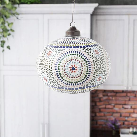 Multicolour Convent Modern Ceiling Hanging Lamp