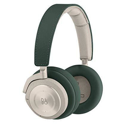 Bang & Olufsen Beoplay H9i Wireless Bluetooth Over-Ear Headphones with Active Noise Cancellation, Transparency Mode and Microphone, Pine