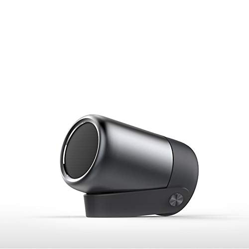eloop City T1 Bluetooth Wireless Speaker with Stereo Mode for Dual Speaker Pairing for Smartphones, Laptops, Travel, Portable Speaker