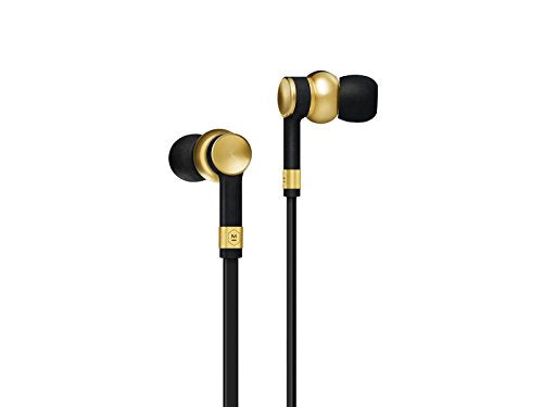Master & Dynamic ME05BR Precision in-Ear Earphones with Separate Remote and Mic Sound - Brass