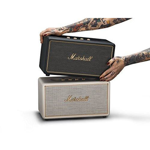 Marshall Stanmore Wireless Multi-Room Wi-Fi and Bluetooth Speaker - Black
