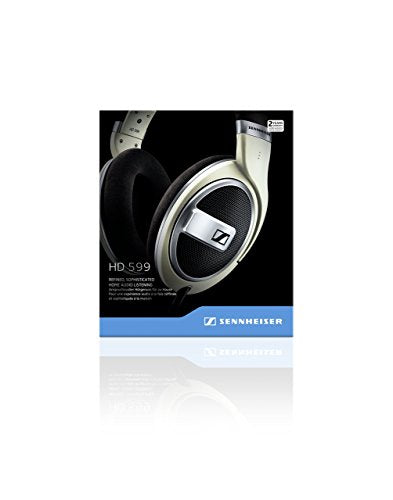 Sennheiser HD 599 Open Back Professional Headphone