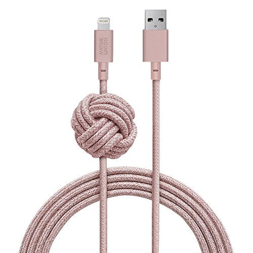 cc965b964 Native Union Night Cable - 10ft Ultra-Strong Reinforced  Apple MFi Certified   Lightning