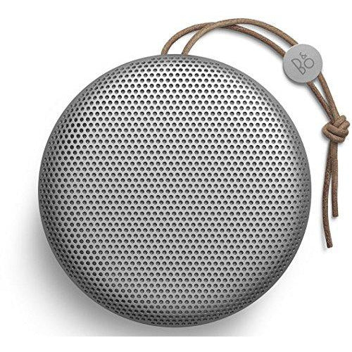 Bang & Olufsen Beoplay A1 Portable Bluetooth Speaker with Microphone – Natural