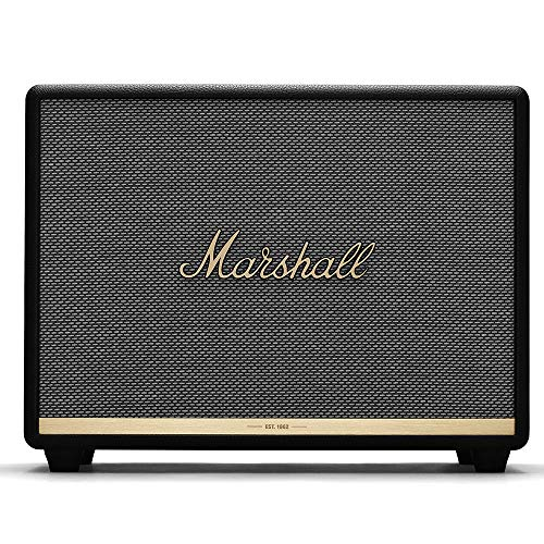 Marshall Woburn II Wireless Bluetooth Speaker - Black