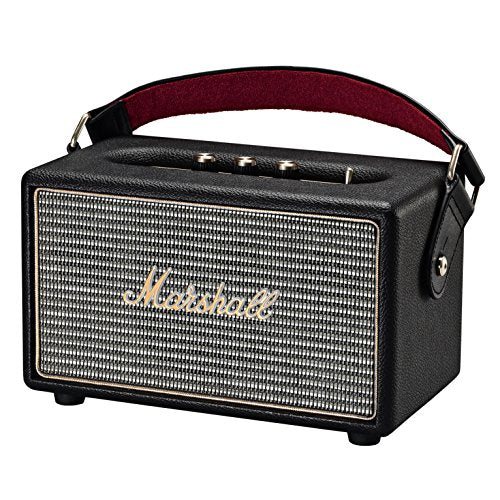 Marshall 4091189 Kilburn Portable Bluetooth Speaker - Black