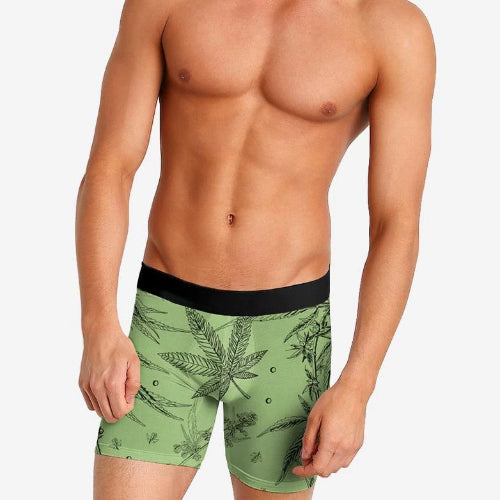 Boxer Brief 2-Pack - Flamingo And 420