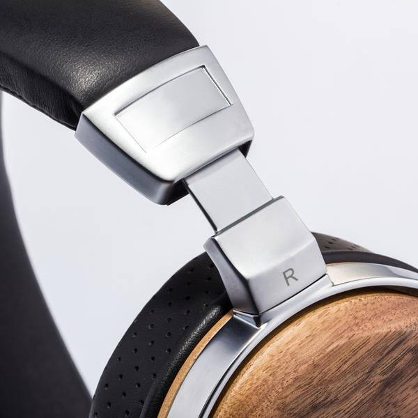 endive Retro Wood Grain Headphones
