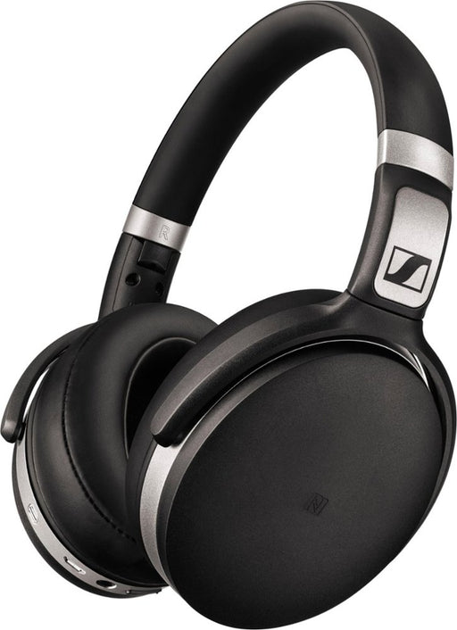 Sennheiser HD 4.50 Bluetooth Wireless Headphones with Active Noise Cancellation, Black and Silver(HD 4.50 BTNC)
