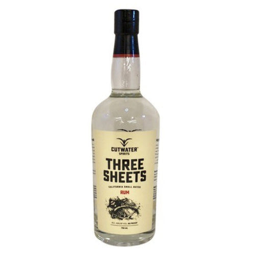 Cutwater Three Sheets Rum