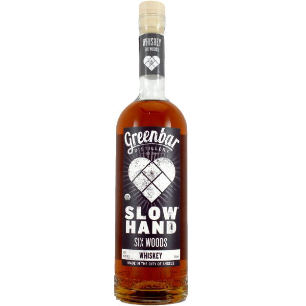 Slow Hand 6 Woods Whiskey