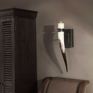 ROMANY CANDLE SCONCE (Price for 1Pc)