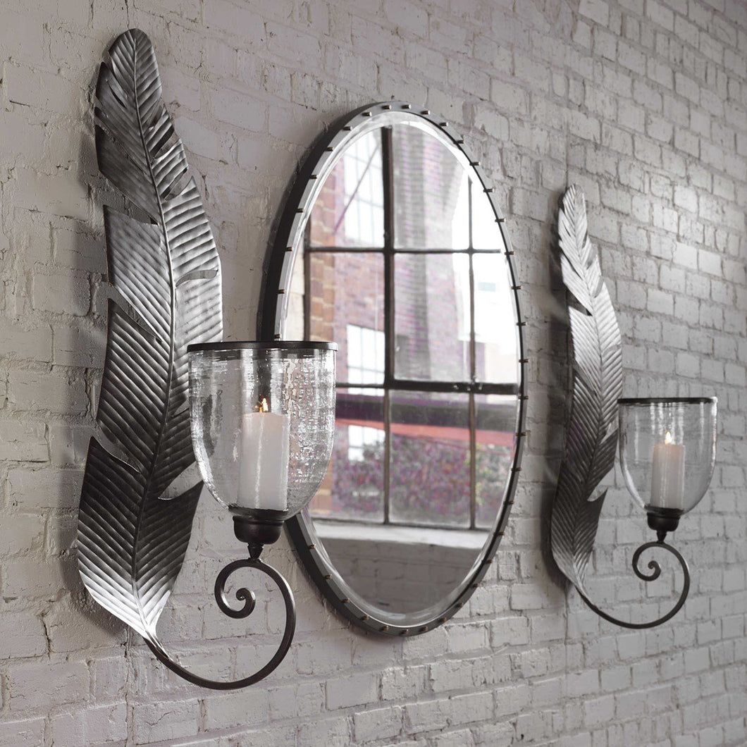 LALLIA CANDLE SCONCE  (Price for 1 Pc)