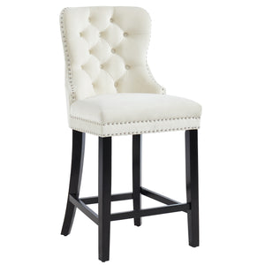 Rizzo 26'' Counter Stool in Ivory