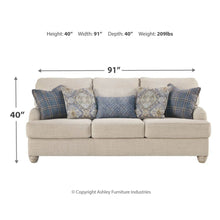 Load image into Gallery viewer, Traemore Sofa Bed
