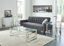 Load image into Gallery viewer, Eros Coffee Table in Silver