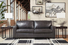Load image into Gallery viewer, Morelos Gray Contemporary Sofa