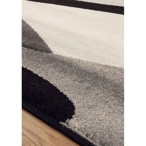 Platinum Drifts Rug