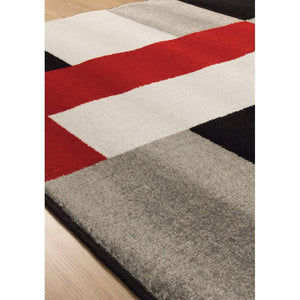 Platinum Blocks Rug