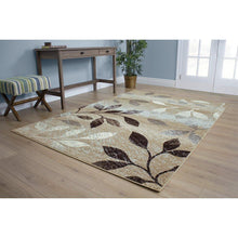 Load image into Gallery viewer, Casa Distressed Leaves  Rug
