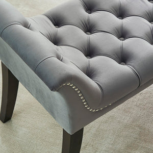 VELCI-BENCH-GREY