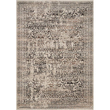 Load image into Gallery viewer, Parlour Distressed Traditional Border Rug