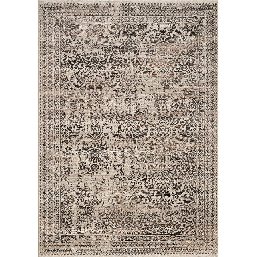 Parlour Distressed Traditional Border Rug