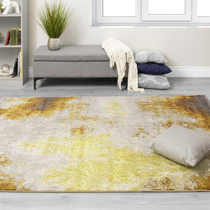 Parlour Distressed Abstract Rug