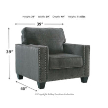 Load image into Gallery viewer, Gavril Chair