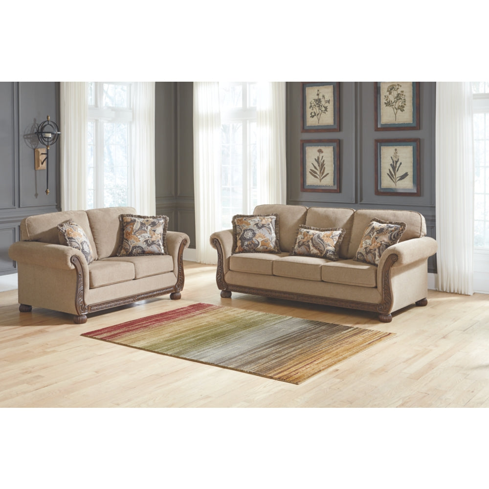 Westerwood Sofa & Loveseat