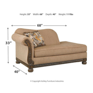 Westerwood LAF Corner Chaise
