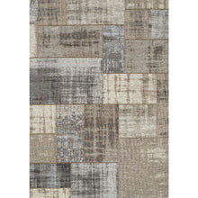 Load image into Gallery viewer, Cathedral Distressed Patchwork Rug