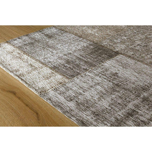 Cathedral Distressed Patchwork Rug