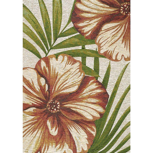 Domain Large Flowers Rugs